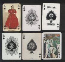 Aces of Spades from playing cards collection of aces #249